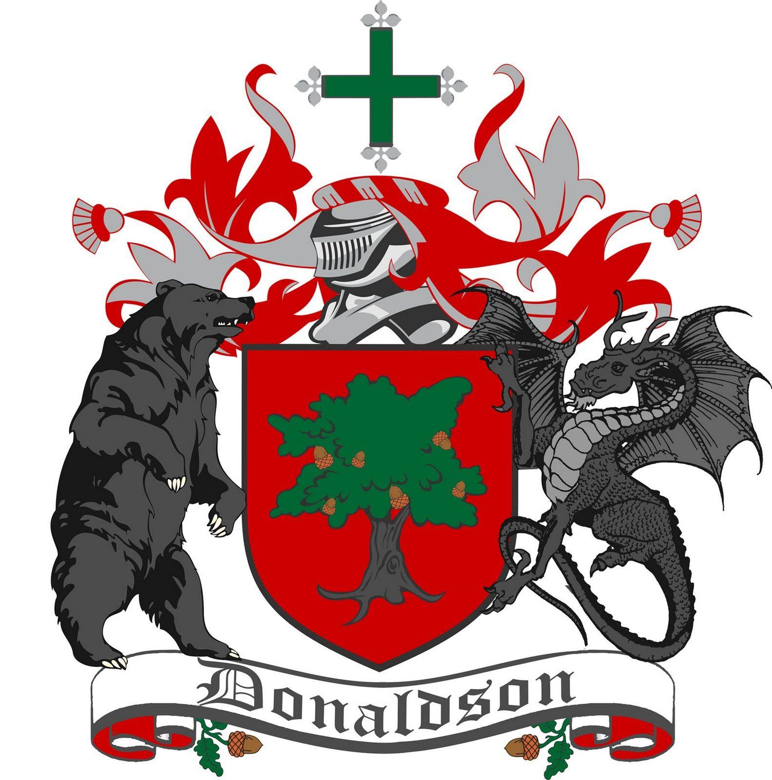 Donaldson crest Vehicle logos, Ferrari logo, Family crest