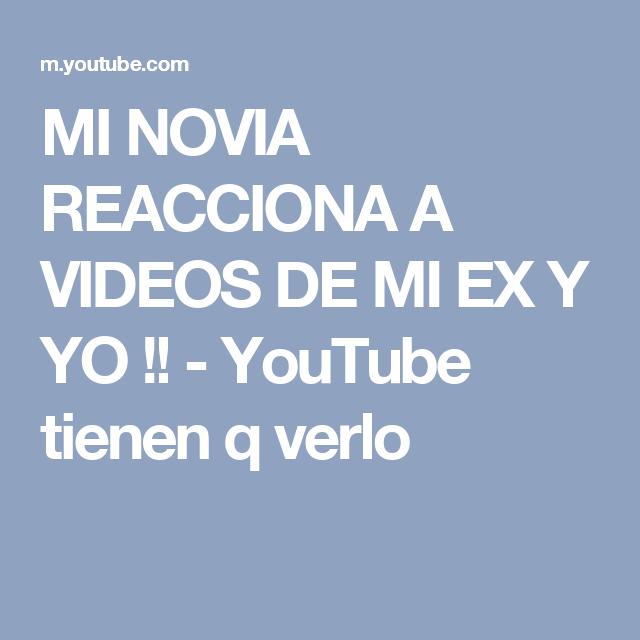 Video Con Mi Novia