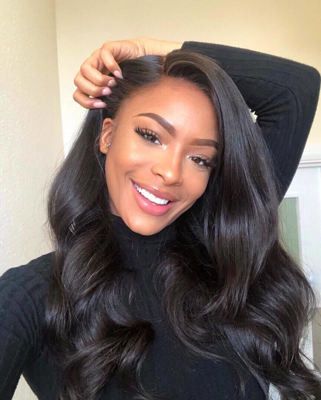 pre-plucked 360 lace frontal wig