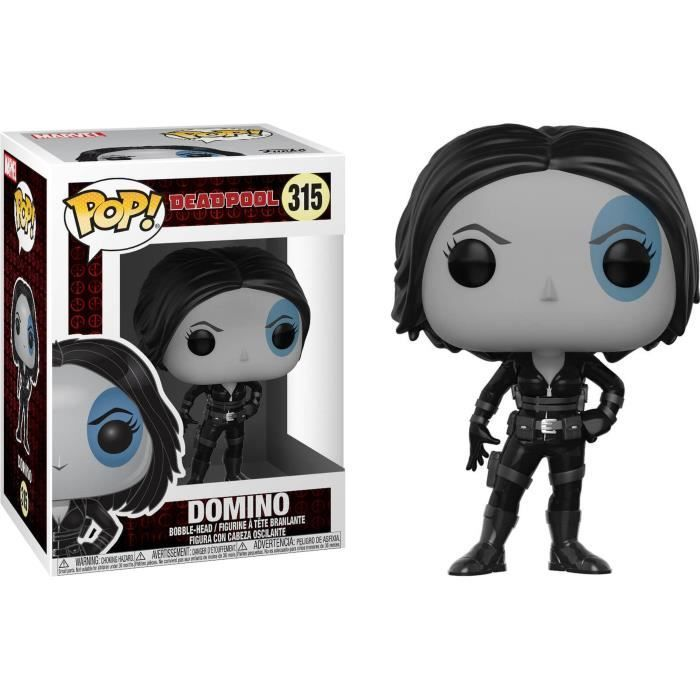Figurine Funko Pop Marvel Deadpool Parody Domino Funko Pop Marvel Figurine Pop Deadpool