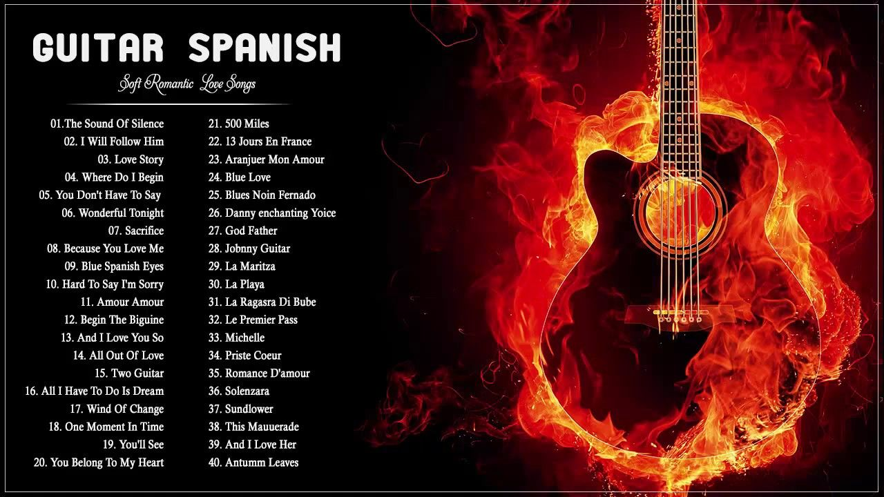 Top 50 Guitar Love Songs Instrumental Soft Romantic Love Songs Violin Sax Piano Guitar Youtube Romantic Love Song Romantic Instrumental Music Love Songs