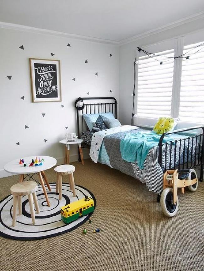 90+ Top Stylish Scandinavian Kid's Room Design Ideas (With ...