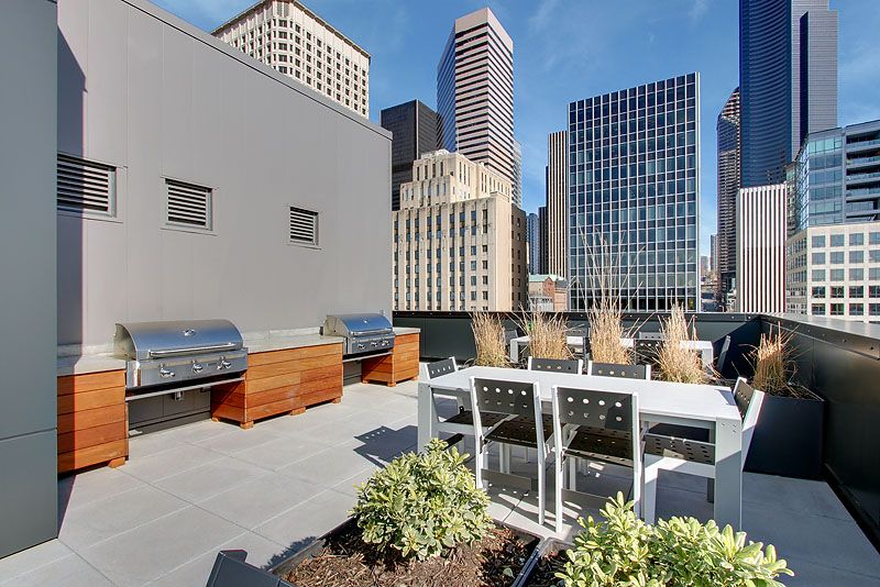 The Post - New Seattle Apartments | Downtown seattle ...