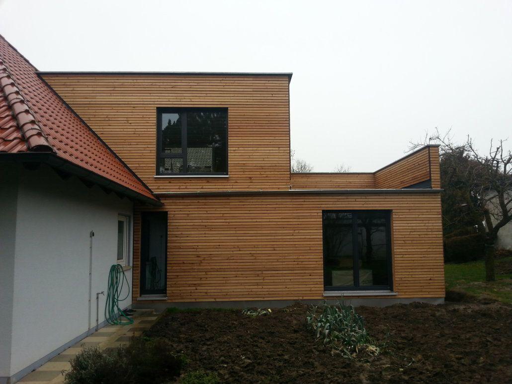 Anbau an einem bestehenden Wohnhaus in Steinsfeld EG