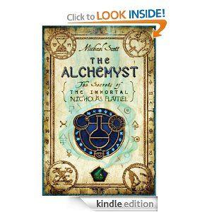 The Alchemyst The Secrets Of The Immortal Nicholas Flamel Michael Scott Adults Books The Magicians