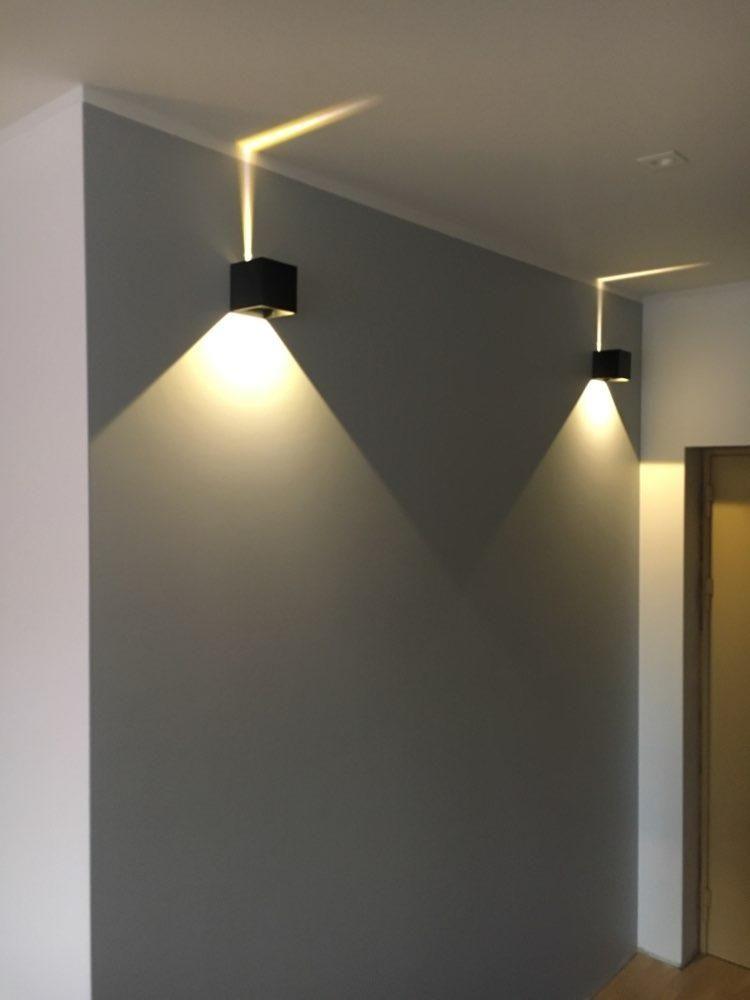 Interesting Lighting For Corridors Led Wall Lamp Wall Lamp