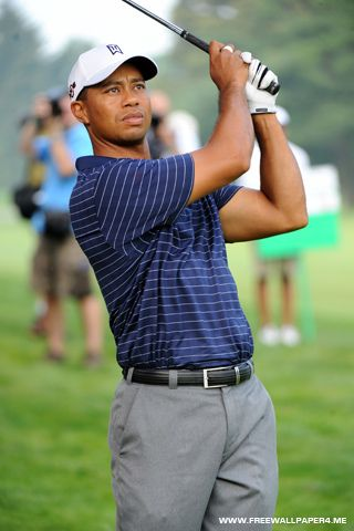 Tiger Woods Iphone Wallpaper By Xploitme Via Flickr