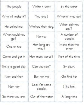 photograph about Fry Phrases Printable identified as Fry Sight Phrases Text for Initially 600 Fry Phrases (Editable
