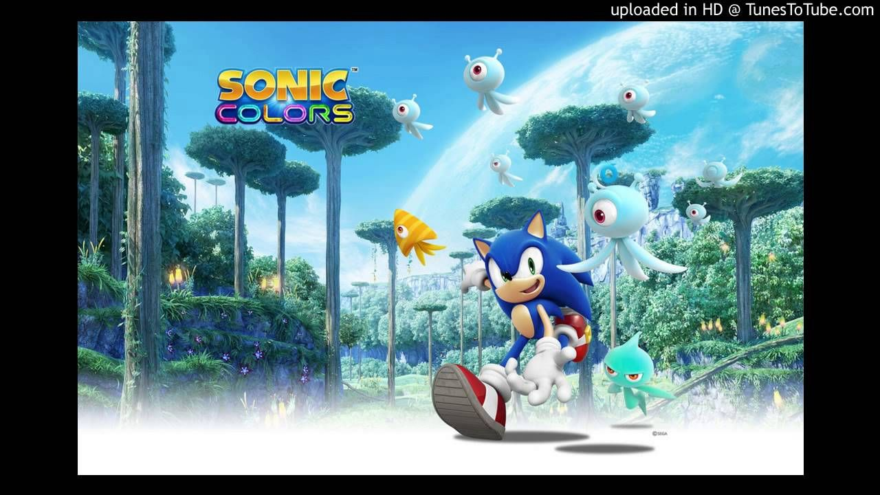 Sonic Colors - Tropical Resort Theme (Act 3)