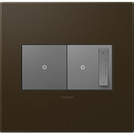 Bought These Lowes 13 Legrand Adorne 2Gang Bronze Square - Adorne 4 Way Switch Lowes
