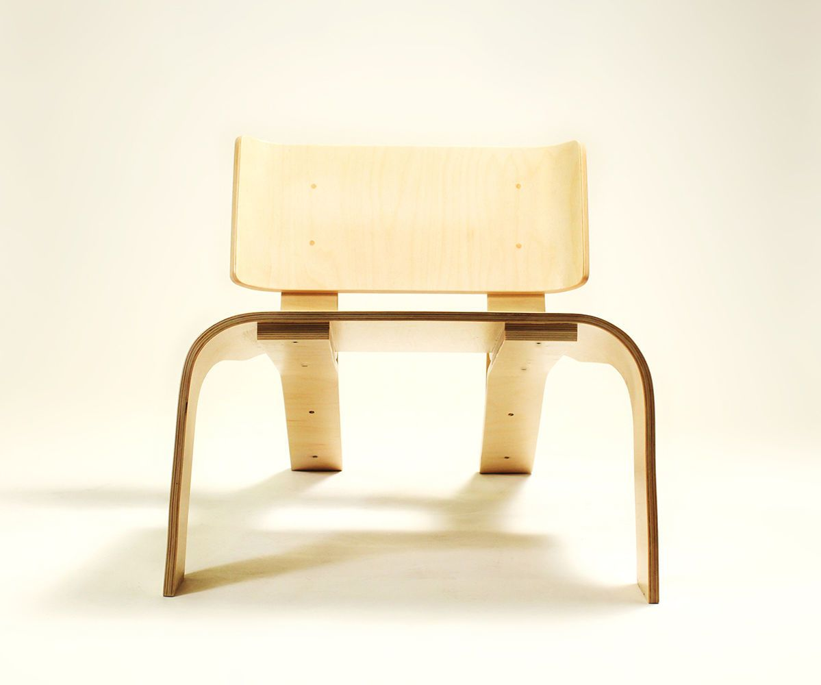 Bent plywood chair - Cc Chair How To Bend Plywood