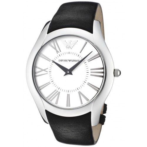 Emporio Armani Gents AR2020 Classic Watch - WatchMonde  aefb66b29d1