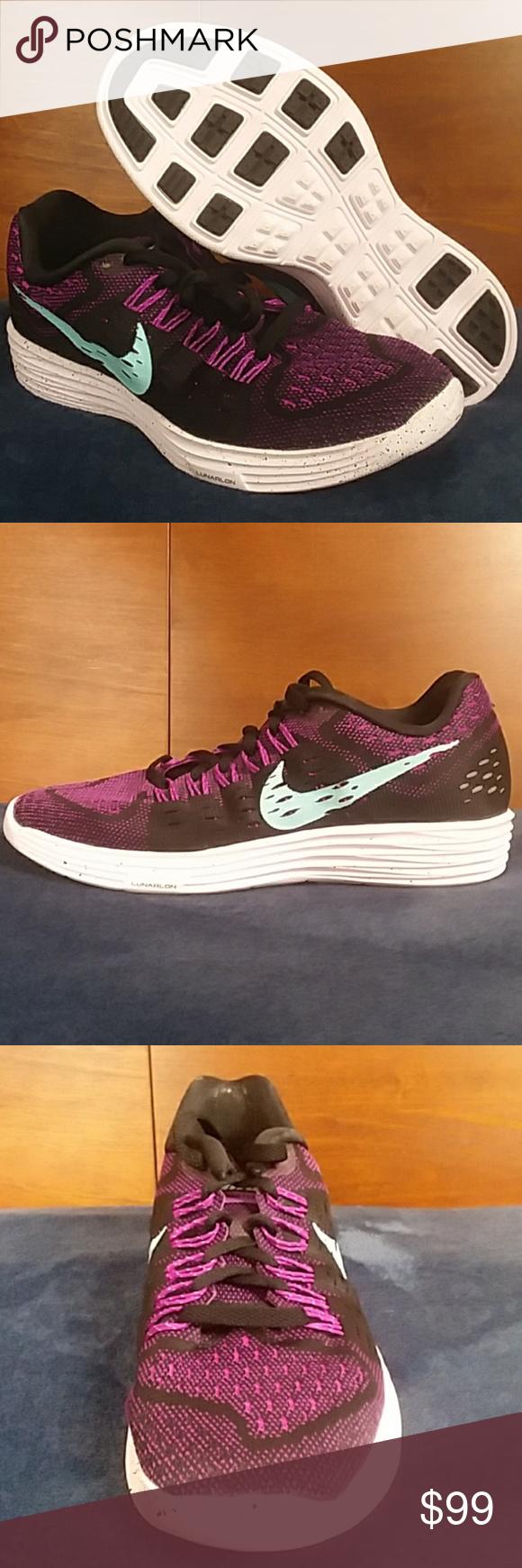lowest price 2513f ca8cd Nike Lunartempo Vivid Purple Copa Womens Size 6