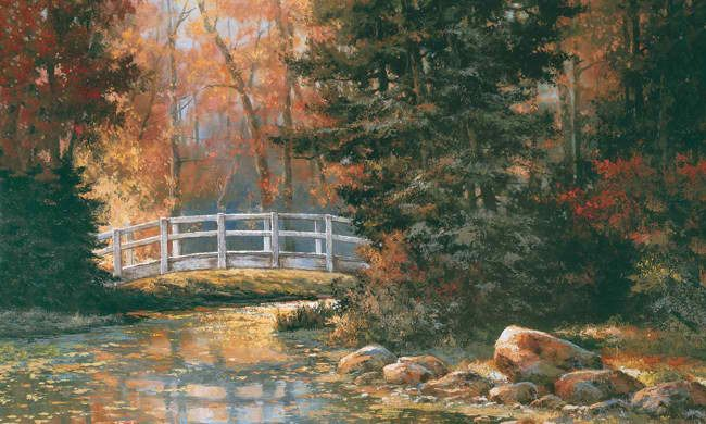 Interior Place - Forest Large Wall Mural, $210.59