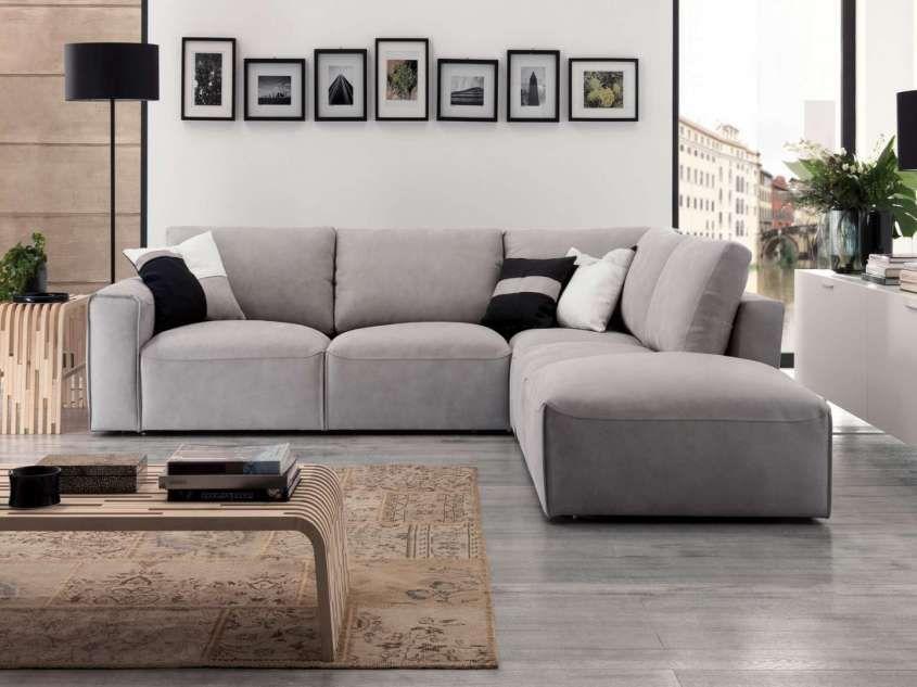 Divani angolari per la casa divani arredamento salotto for Mobili sala angolari