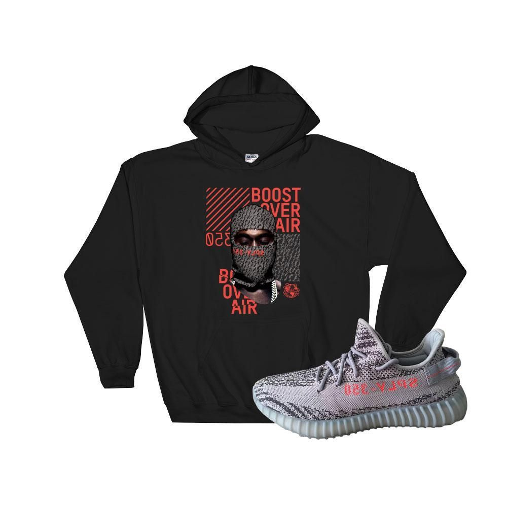 2 0 Boost Mask HoodieProducts 350 Black Yeezy Beluga 0vN8wnm