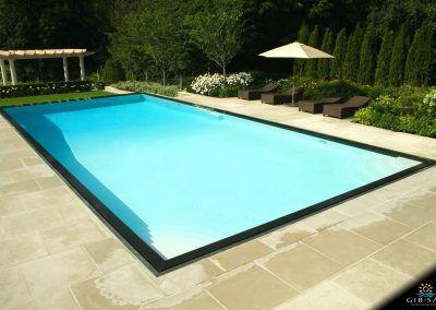 Custom Concrete Pools GibSan Pools Toronto