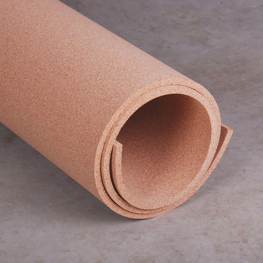 P 1 2 Quot Thick Cork Roll 4 39 X 6 39 Lineal Feet P Cork Roll Cork Bulletin Boards Cork
