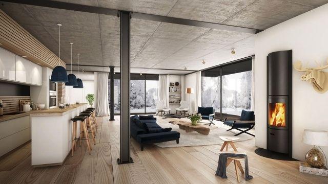 Loft Einrichtung einrichtung loft wohnzimmer suche ideas home living