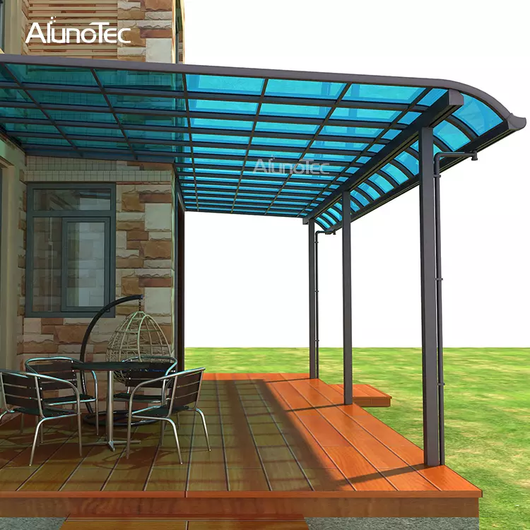 Polycarbonate Patio Roof Awnings Aluminum Window Awnings Patio Patio Roof