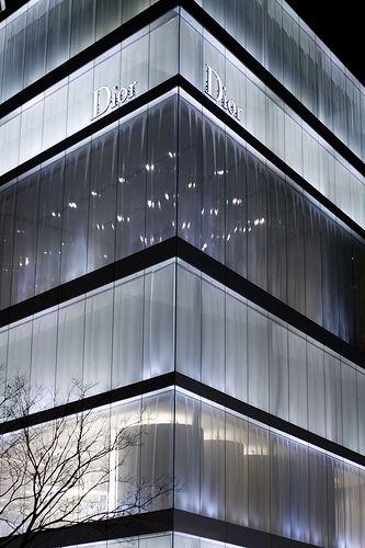 e30124dfb4a6 Dior Omotesando Tokyo