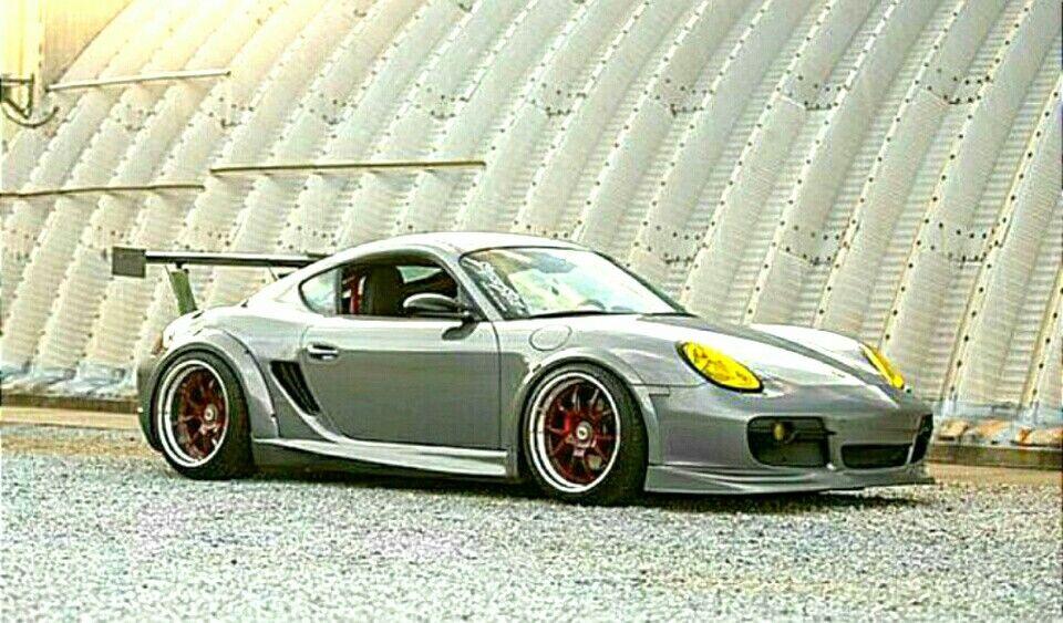 Porsche Cayman RSR
