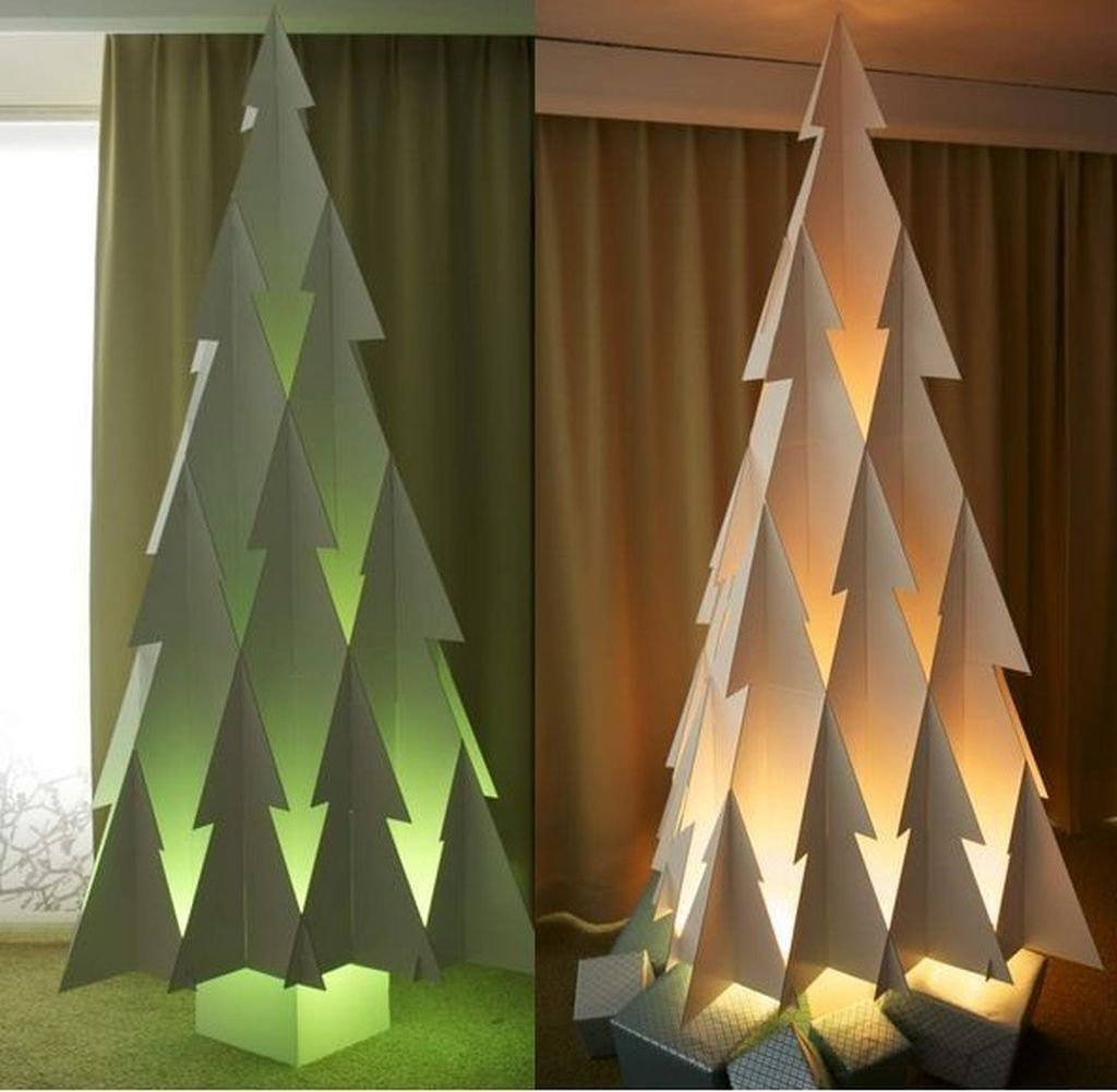 Lovely Christmas Tree Decoration Ideas As A Great Inspiration 05 home #remodelling #lovely #christmas #tree #decoration #ideas #as #a #great #inspiration #05