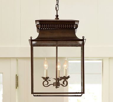 Oversized Bolton Lantern From Pottery Barn This Light Is A Great Deal In Search Of The Perfect Kitchen Return To Home Interiors