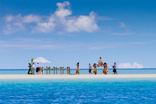 Fiji is made up of hundreds of islands.   Temperatures rarely drop below 26 degrees all year round, perfect for a beach wedding and the natural white beaches and crystal clear coral waters make for the perfect backdrop!  Some favourites include LikuLiku Lagoon resort, Musket Cove and Mana Island Resorts… each are very special in their own way and can offer a range of ceremonies, you might choose the beach at sunset or the tropical gardens for your special day.