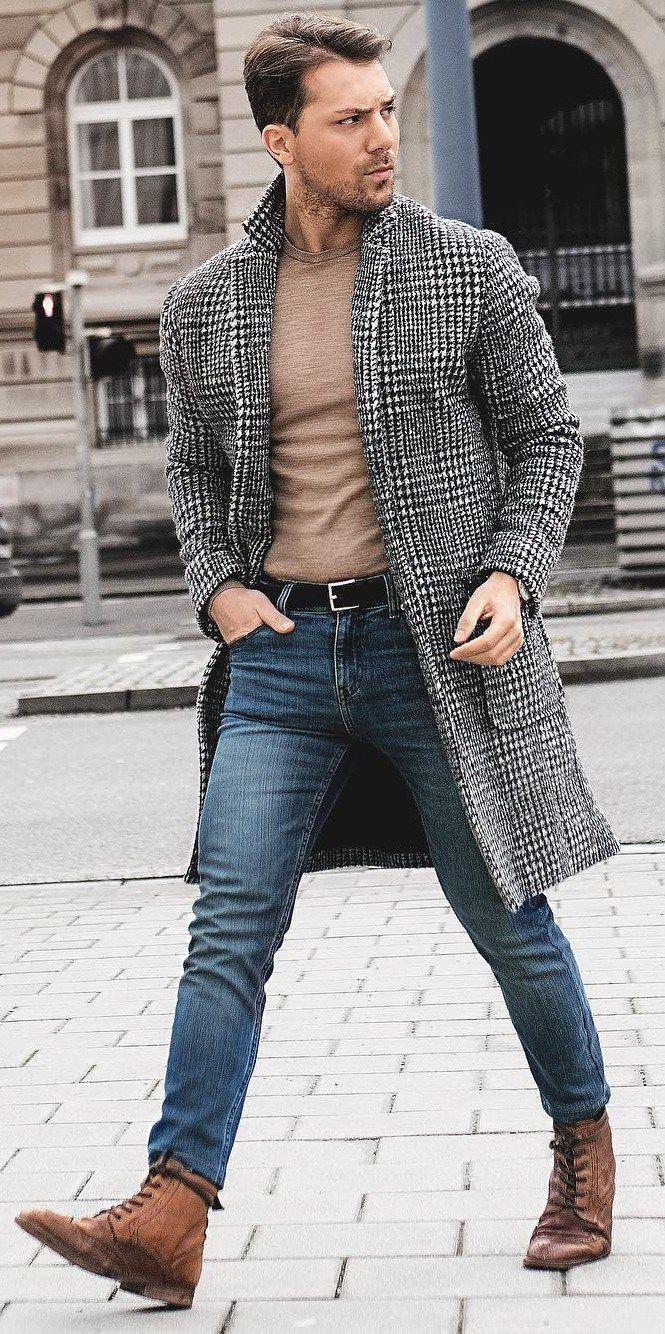 24 Cool Plaid Outfit Ideas Men Should Style Right Now  Männliche