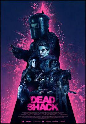 El Oscuro Rincon Del Terror Dead Shack Peliculas De Comedia Cine De Terror Cine