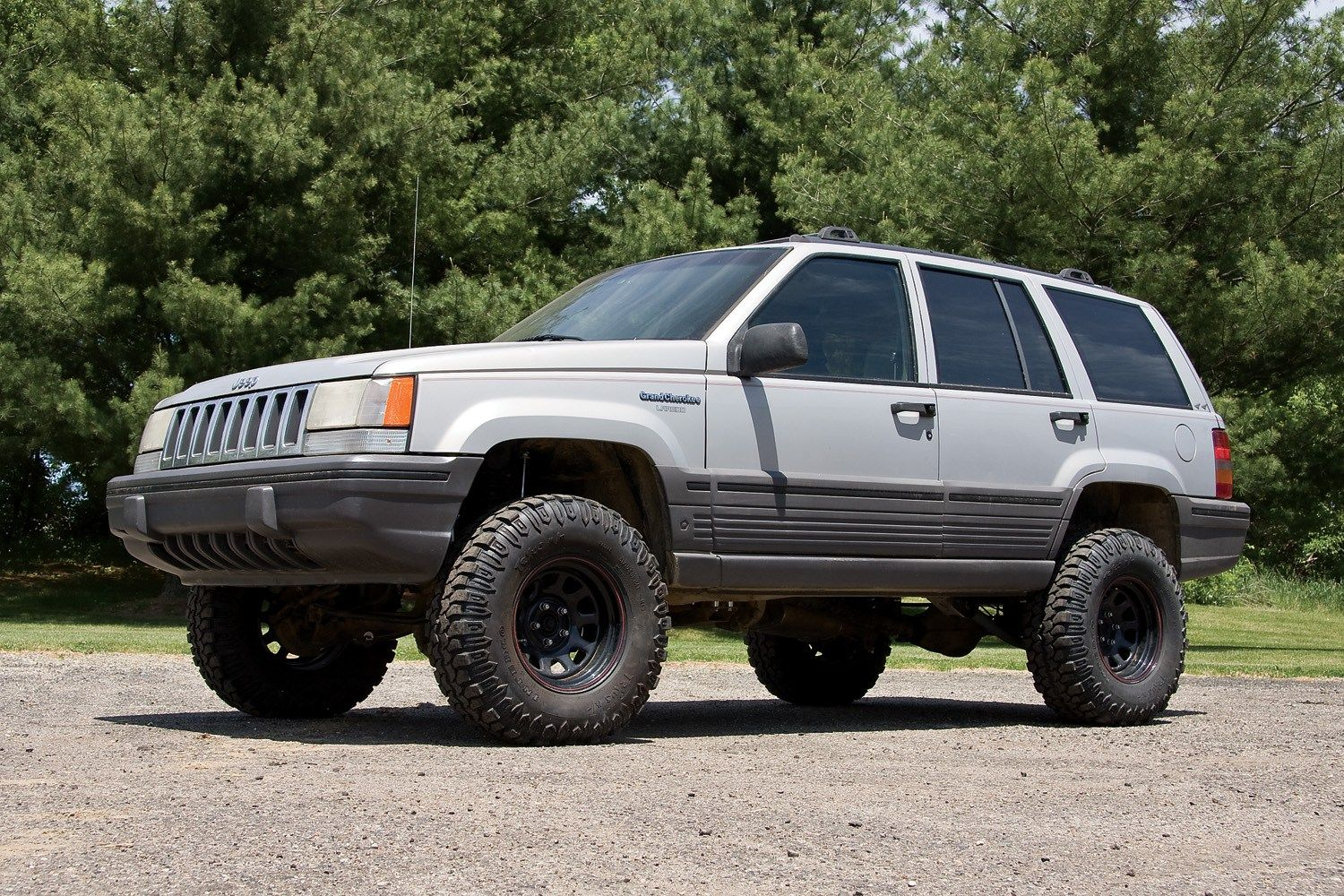1996 Jeep Grand Cherokee Laredo Lifted