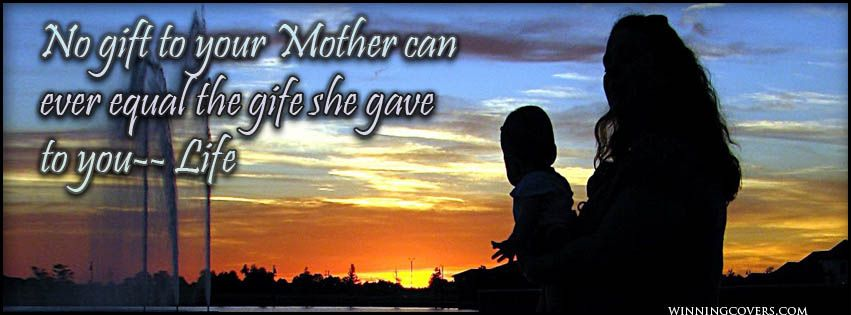 Daughter Quotes For Facebook: Mother & Son Mom & Daughter Timeline Cover For Facebook