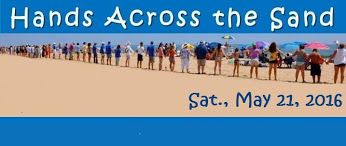 Protect Our Beautiful Beach At Hands Across The Sand  On May 21,2016 stand up for the environment and protest oil drilling off the Virginia Oceanfront.   Make your opinion known by declaring your line in the sand and saying no to the destruction of the Virginia Coast.  11:30-12:30 Near Neptune Park 31st Street and Oceanfront    https://plus.google.com/b/101446930139565869229/ Doughboyspizzavb/posts?gmbpt=true