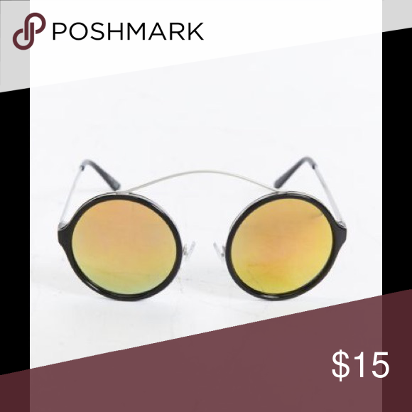 Sunglasses Brow bar round sunglasses. New with tags. Urban Outfitters Accessories Glasses