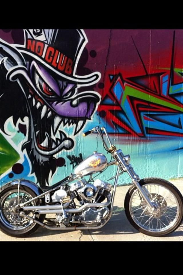 Indian Larry Motorcycle Shop New York