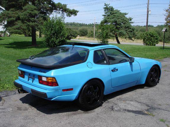 1986 Porsche 944 Kepek