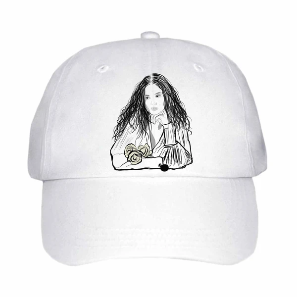 Sabrina Claudio White Hat Cap White Hat Sabrina Claudio Sabrina