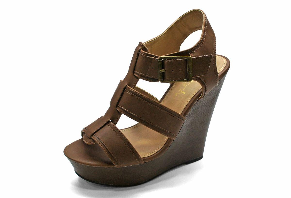 38549cd3e8 www.betanifootwear.com Betani Footwear Women Strappy Wedge   Maden-1  www.betanifootwear.com