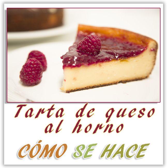 Pin En Tartas De Queso Al Horno
