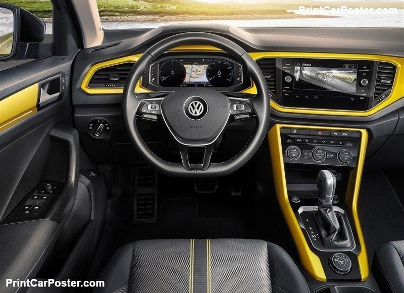 Volkswagen T Roc 2018 Poster Id 1320177 Volkswagen Touareg Volkswagen Polo Gti Volkswagen