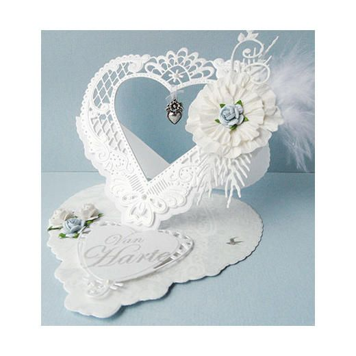 Marianne Design Creatables Dies - Anja's Filigree Heart ...