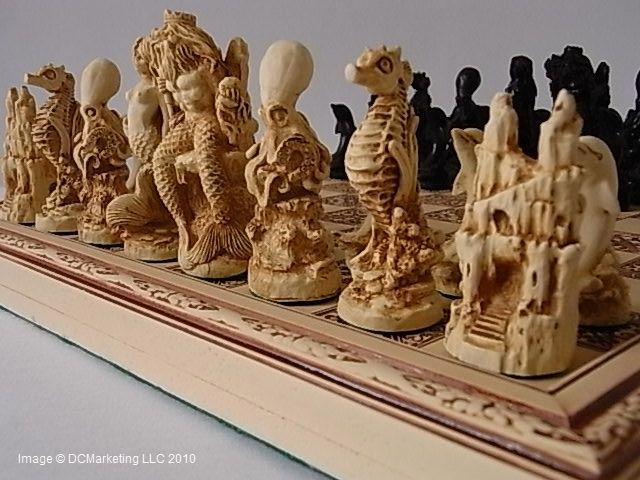 Themed Chess Sets Uk