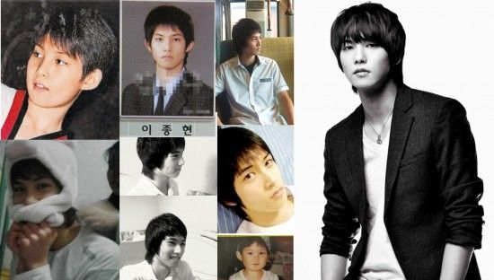 10 Male Idols Who Look The Same Before And After Cnblue Idol Blues Musicians