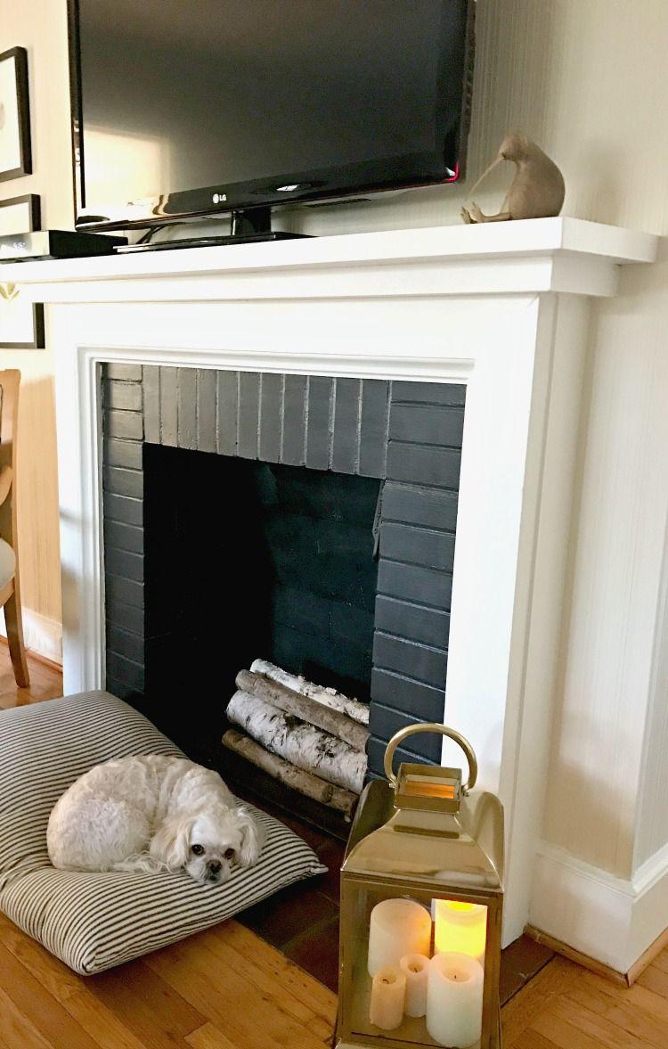 Diy fireplace mantel makeover fireplace mantels diy