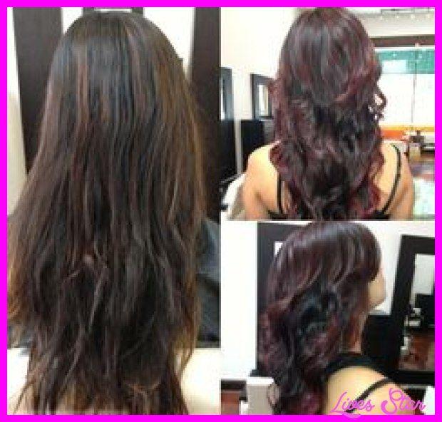 Nice Can You Highlight Dyed Hair Lives Star Pinterest Hair