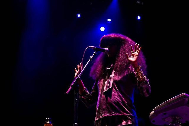 Erykah Badu @ Voodoo Fest: The Tenth Ritual (6/9) by William Patrick Butler