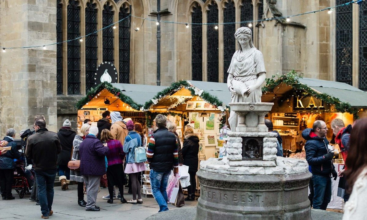 16 of the Best UK Christmas Markets for 2019 Best