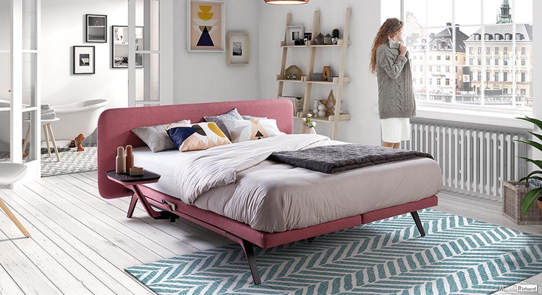 Lit Electrique Magasin de meubles Bed Pinterest