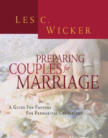 Pre marriage counseling books non religious